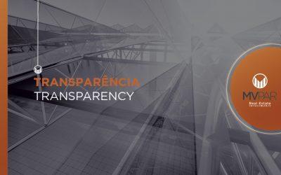 A importância da transparência em uma empresa